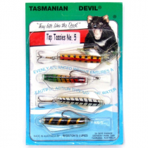 Tasmanian Devil Top Tassies No. 5 Pack