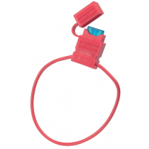 ATC Waterproof Inline Fuse Holder with 15A Fuse
