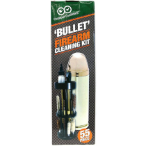 Outdoor Outfitters Bullet Cleaning Kit .17-12GA 55 Piece