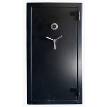 Boston Security 20 Gun Safe 6mm Steel Fire Proof 1500mmh X 762mmw X 660mmd Police Endorsed