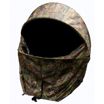 Outdoor Outfitters Game On Double Chair Blind Buckthorn Camo