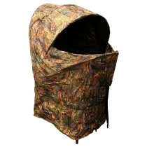 Outdoor Outfitters Game On Single Chair Blind Buckthorn Camo