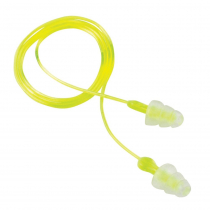 3M Peltor Tri-Flange Earplugs 26dB NRR One Pack