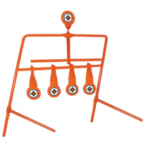 Outdoor Outfitters Air Rifle Swing Target 5 Circle Resetting