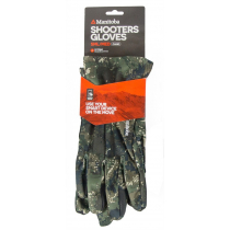 Manitoba Clothing Shooters Gloves Therm Flex Black