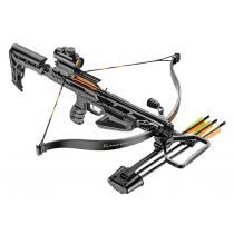 Ek Archery Jaguar II Pro Crossbow 175lbs Red Dot Sight