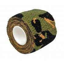 Outdoor Outfitters Game On Camo Wrap Tape Woodlands 5cm x 4.5m
