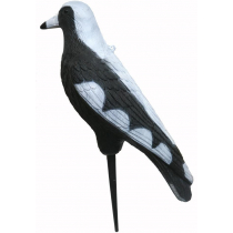 Outdoor Outfitters 17in Magpie Full Body Decoy 12 Pack