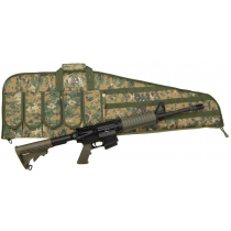 Outdoor Outfitters 42in Assault Rifle Bag Green Digital Camo