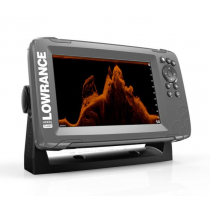Lowrance HOOK2 7x Fishfinder/GPS Tracker with SplitShot Transducer
