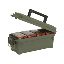 Plano Shot Shell Box Green