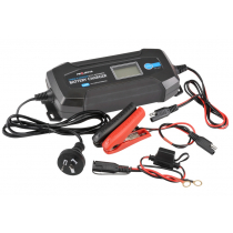 Projecta Charge N Maintain 8-Stage Automatic Battery Charger 4A 12V