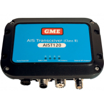 GME AIST120 AIS Transceiver with Internal GPS Antenna - Class B