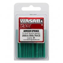 Wasabi Tackle Armour Spring 200lb-300lb Qty 20