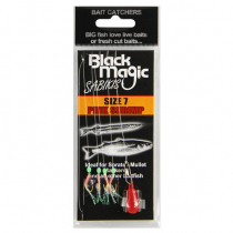 Black Magic Bait Sabiki Pink Shrimp #10