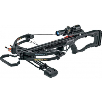 Barnett Black Raptor FX2 Crossbow 330fps