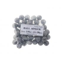 Maxistrike Ball Sinker Bulk Pack 1/4oz Qty 50