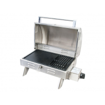 Kiwi Sizzler Marine BBQ with Stainless Lid