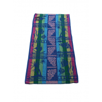 Holiday Terry Cotton Beach Towel 75 x 150 cm