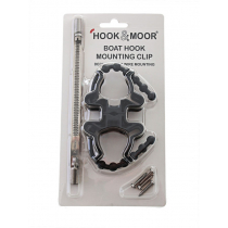 Hook & Moor Boat Hook Mounting Clip
