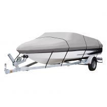 Abel Deluxe Trailable Boat Cover 17-19ft
