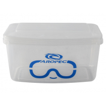 Aropec Protective Case for Dive Mask with Separate Lid