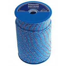 Donaghys Super Swift12 Dinghy Rope Blue Mottle 6mm x 1m