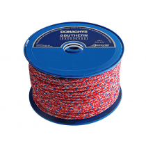 Donaghys Super Swift12 Dinghy Rope Red Mottle 8mm x 1m