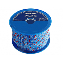 Donaghys Super Swift12 Dinghy Rope Blue Mottle 8mm x 1m
