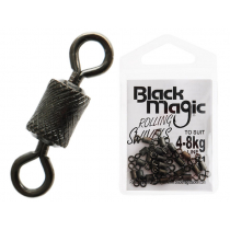 Black Magic Rolling Swivels