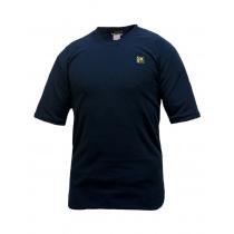 Swazi Micro Top Microfleece Shirt Navy