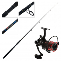 PENN Fierce II 4000LL and Spinfisher SSM Inshore Spin Combo 7ft 5-8kg 1pc