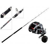 Shimano 2017 Dendou-Maru Plays 1000 and Backbone Electric Travel Combo 5ft 10in 10-15kg 2pc