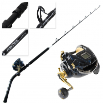 Shimano Beastmaster 9000A Abyss SW Bent Butt Deepwater Electric Combo 5ft 6in 60-100lb 2pc