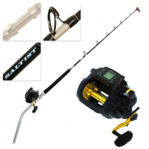 Daiwa Tanacom 1000 Saltist ST56HT Bent Butt Deep Drop Combo Swivel Tip 5ft 6in PE6-10 2pc