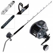 Shimano Dendou-Maru Forcemaster 6000 Status Bent Butt Electric Game Combo 5ft 6in 24-37kg 2pc