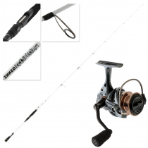 Okuma Epixor XT 30 Inked Egi Special ML Squid Combo 8ft 1in PE0.8-1.5 2pc