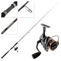 Okuma Epixor XT 40 and Tournament Concept Heavy Boat Spin Combo 7ft 6in 6-10kg 2pc