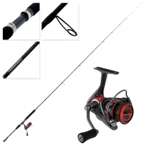 Okuma Inspira Red 30 Tournament Concept Spinning Combo 8ft 6in 3-6kg 2pc