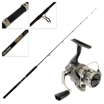 Okuma Revenger Pro 30 and Trout Stik Spinning Combo 6ft 6in 2-4kg 2pc