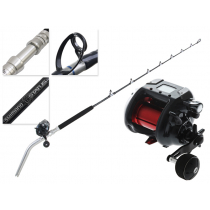 Shimano DDM Plays 4000 and Status Bent Butt Electric Deep Sea Combo 5ft 10in PE3-5 2pc