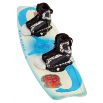 Ron Marks Little Fat and Hi Flyer Mens Wakeboard Package