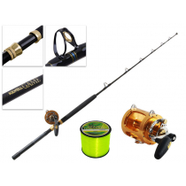 TiCA 50WTS 2-Speed and Kilwell Stand Up Game Combo IGFA 5ft 6in 24kg 1pc