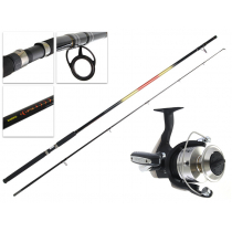 Shimano Alivio 10000 FA and Eclipse Surfcasting Combo 12ft 10-15kg 2pc