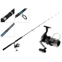 Shimano Alivio 6000 FA and Aquatip Kayak Spinning Combo 5ft 6in 6-10kg