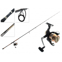 Shimano AX FB 4000 and Catana Soft Bait Combo 7ft 3in 6-8kg 2pc