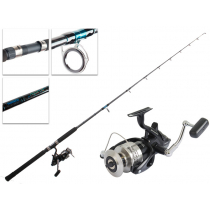 Shimano Baitrunner 12000 OC and Aquatip Straylining Combo 7ft 10-15kg 1pc