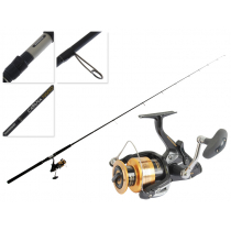 Shimano 4000D Baitrunner and Catana Nano XG Strayline Combo 7ft 6-8kg 1pc