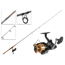 Shimano 4000D Baitrunner and Catana Strayline Combo 7ft 3-5kg 2pc