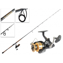 Shimano 4000D Baitrunner and Catana Strayline Combo 6-8kg 2pc